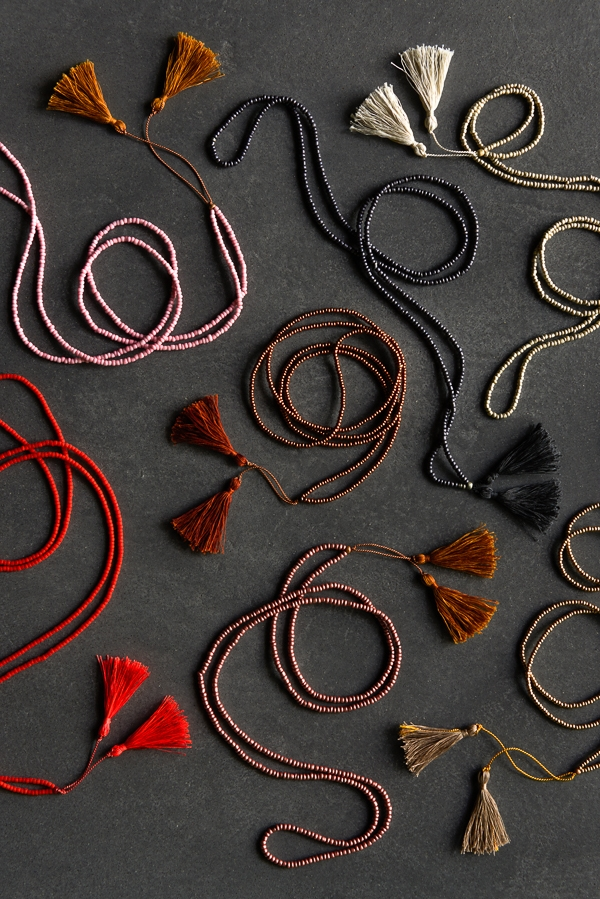 Beads + Tassels Necklaces | Purl Soho
