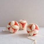 Hand Sewn Puzzle Ball