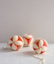 Hand Sewn Puzzle Ball | Purl Soho