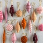Heirloom Wool Ornaments in New Colors