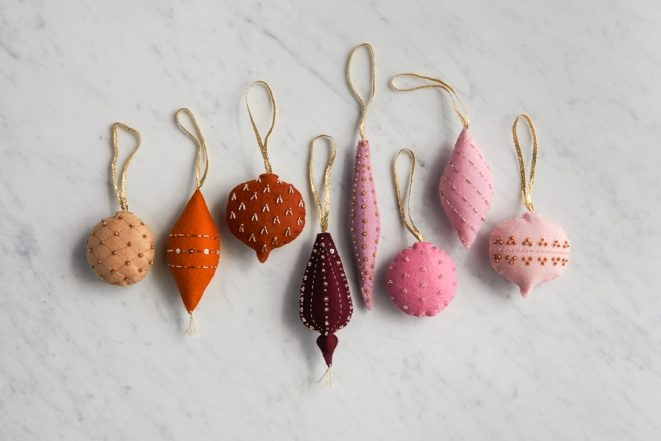 Heirloom Wool Ornaments in New Colors | Purl Soho