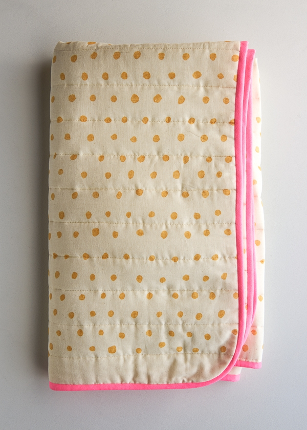 Pure + Simple Quilted Blankets | Purl Soho