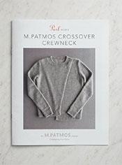 M.Patmos Crossover Crewneck Pattern