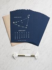 2017 Embroidery Calendar Kit