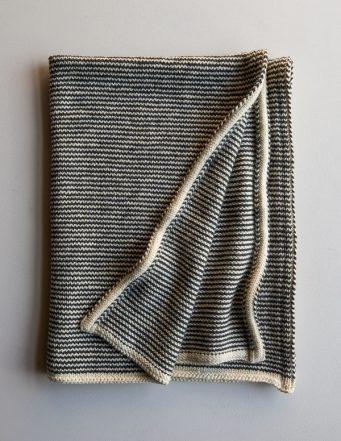 to-Love-Steeks Blanket | Purl Soho