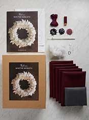 Winter Wreath Kit