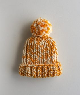 0d68b9e7405334 When we added over a dozen new colors to our Super Soft Merino palette, we  couldn't help knitting up a new collection of Snow Day Hats!