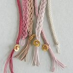 Braided Leather Bracelets for Valentine's Day