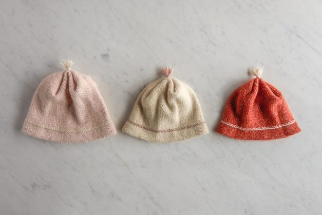 Reversible Pleat Hat | Purl Soho