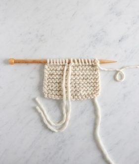 Adding New Stitches Knitting : Adding a Ball of Yarn Purl Soho