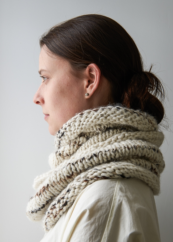 Syncopated Cowl | Purl Soho