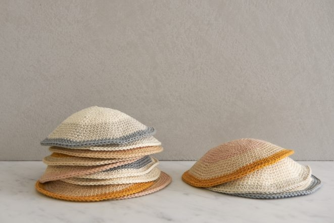 Crocheted Yarmulkes | Purl Soho