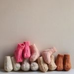 Knit Layette Socks