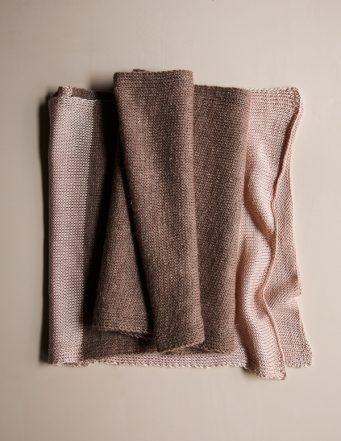 Shiny + Matte Wrap in Pink Primrose | Purl Soho