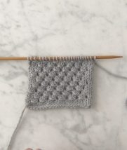 Dutch Knitting Stitch | Purl Soho