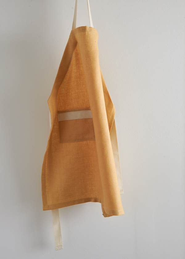 Adjustable Aprons in Daily Linen   Purl Soho