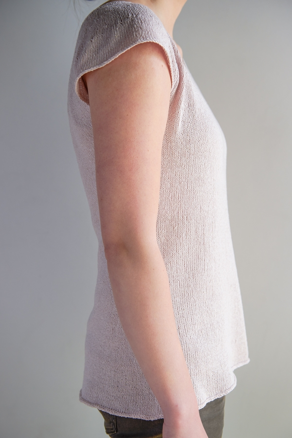Circular Yoke Summer Shirt | Purl Soho