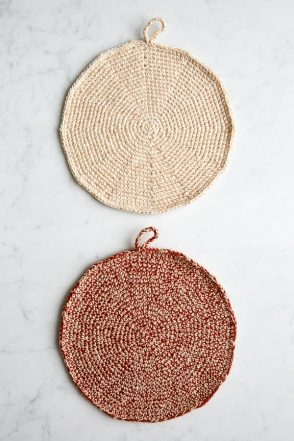 Cook's Pot Holders | Purl Soho