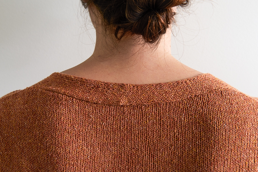Julie Hoover for Purl Soho: Goode, Now in Cattail Silk | Purl Soho