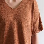 Julie Hoover for Purl Soho: Goode, Now in Cattail Silk