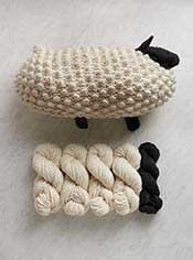 Bobble Sheep Pillow Bundle