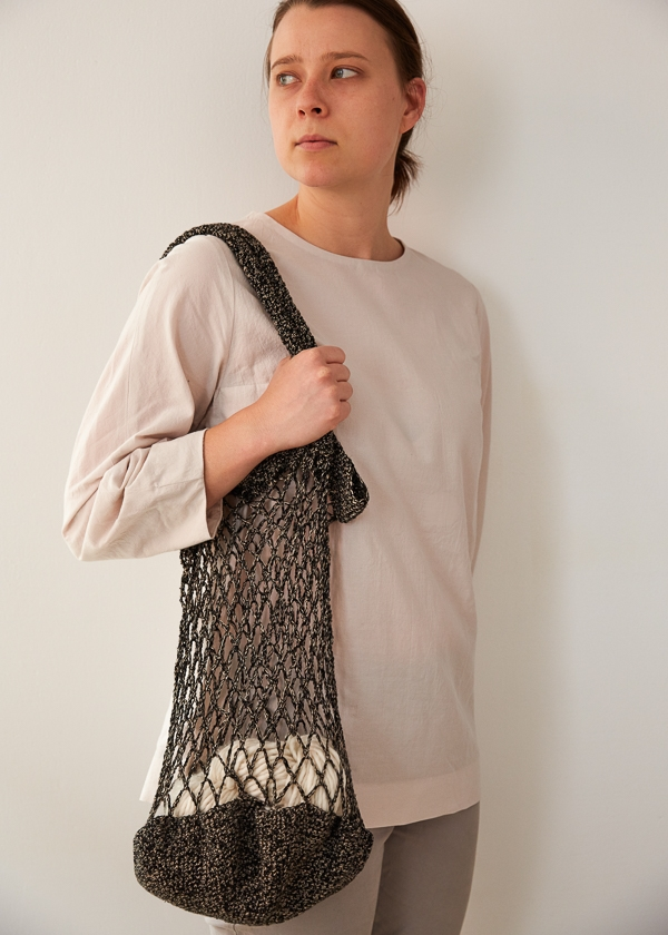 Market Bag in Field Linen | Purl Soho