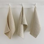 Slip Stitch Dishtowels in Cotton Pure