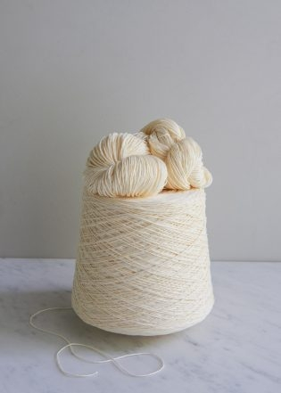 New Yarn: Cotton Pure on a Cone | Purl Soho