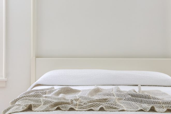 Granny Stripe Blanket in Cotton Pure | Purl Soho
