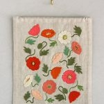 Poppy Garden Embroidery