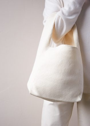 Two-Piece Woven Bag | Purl Soho