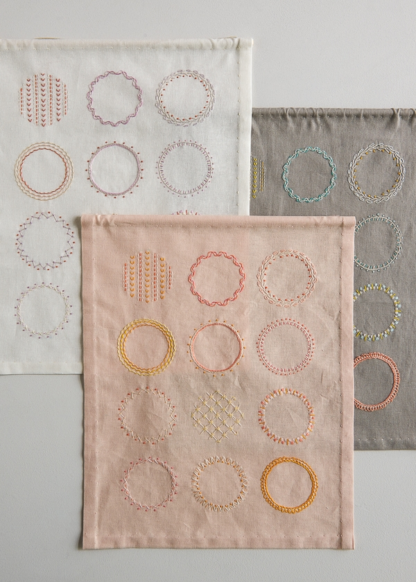 Beginner Sampler in New Colors | Purl Soho