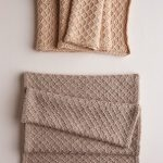 Trellis Scarf + Wrap in Season Alpaca