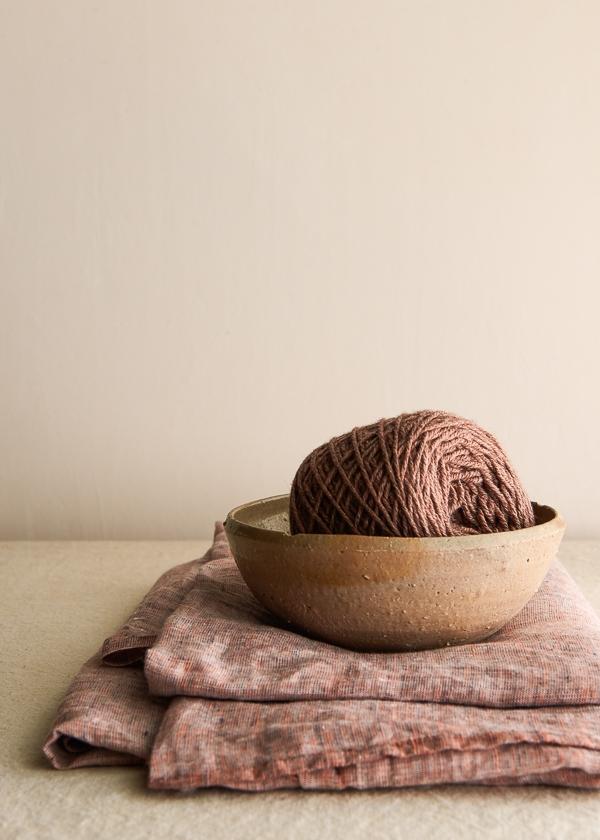 Braided Rib Wrap | Purl Soho