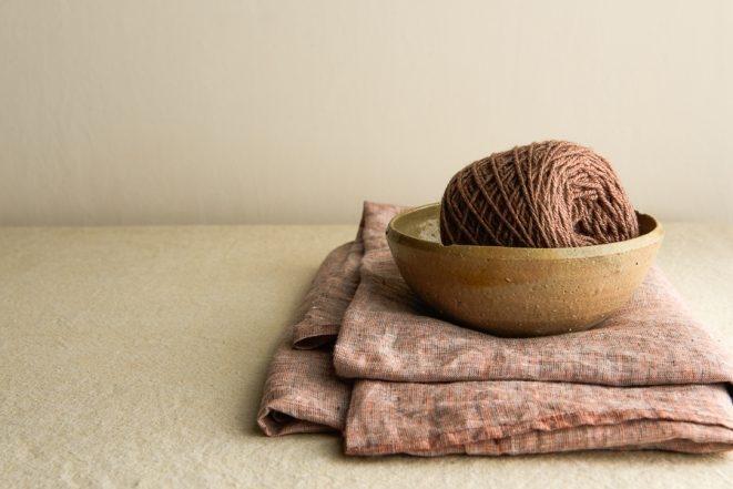 Braided Rib Wrap | Free Knitting Pattern by Purl Soho