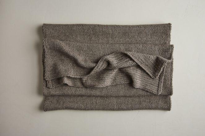 Elementary Wrap | Purl Soho
