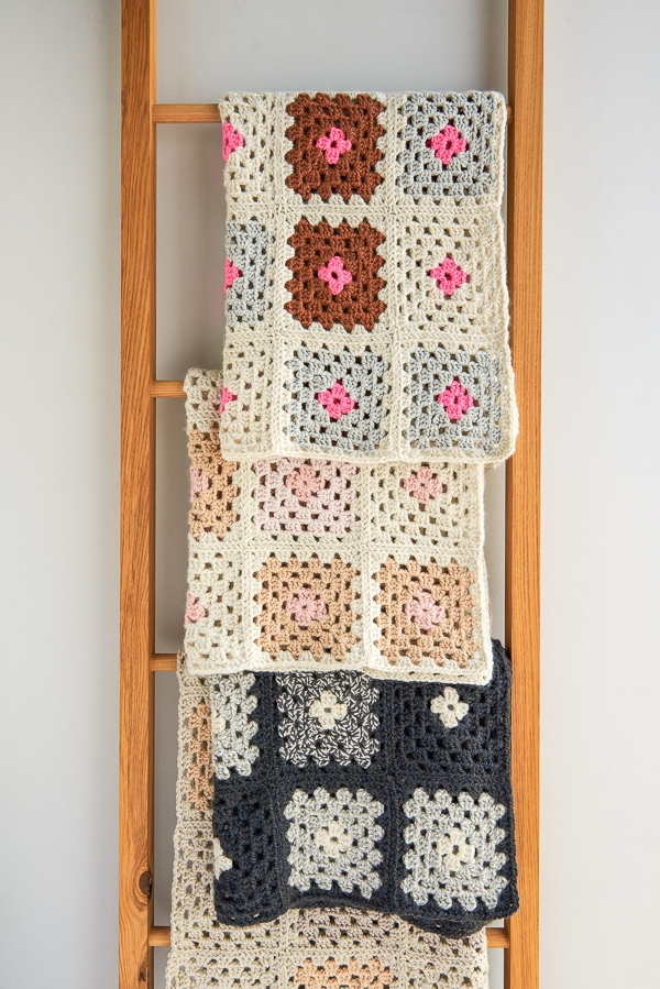 Granny Square Blanket in New Colors | Purl Soho