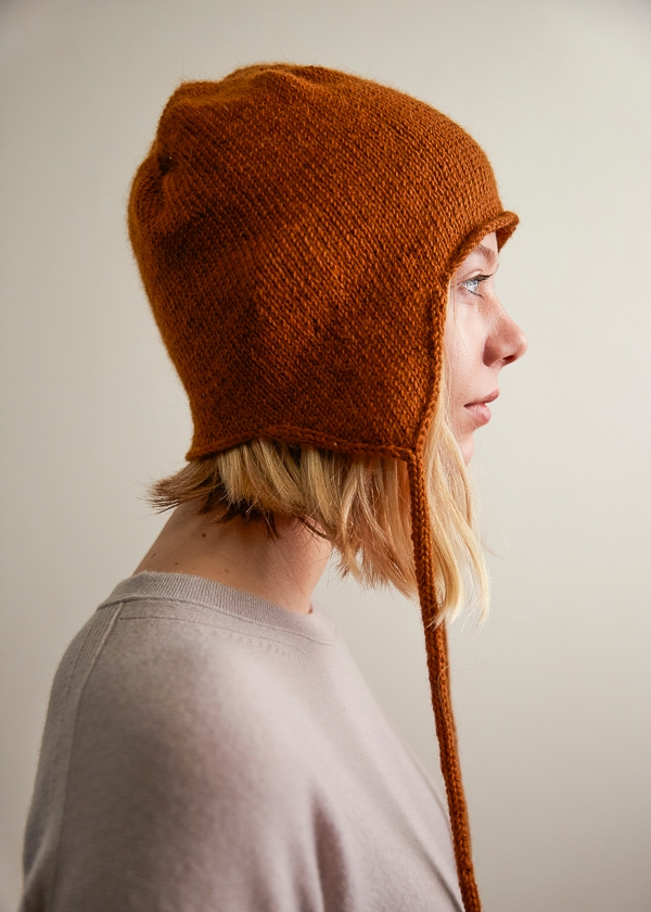 Top-Down Ear Flap Hat  48434952071