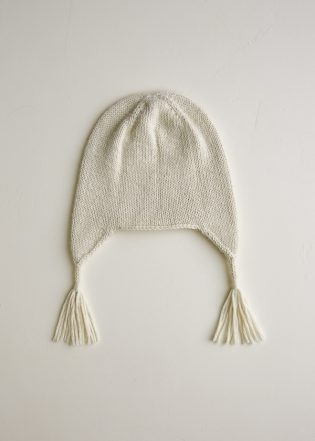 Top-Down Ear Flap Hat | Purl Soho