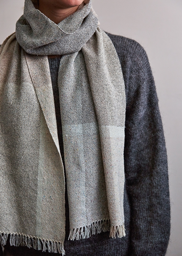 Watercolor Scarf | Purl Soho