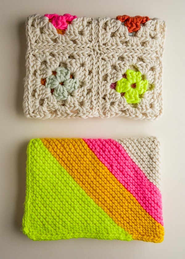 Gentle Giant Blankets Free Knitting Crochet Patterns By Purl Soho