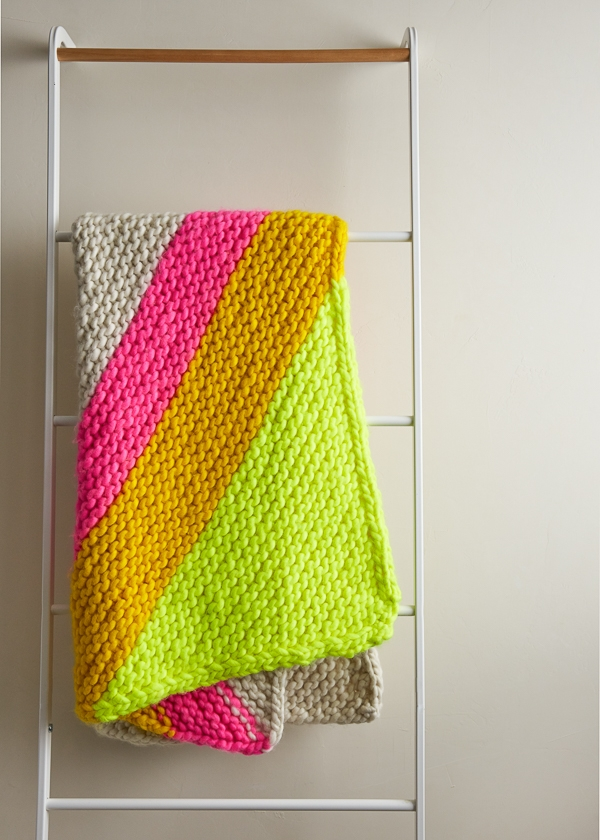 Gentle Giant Blankets in New Colors | Purl Soho