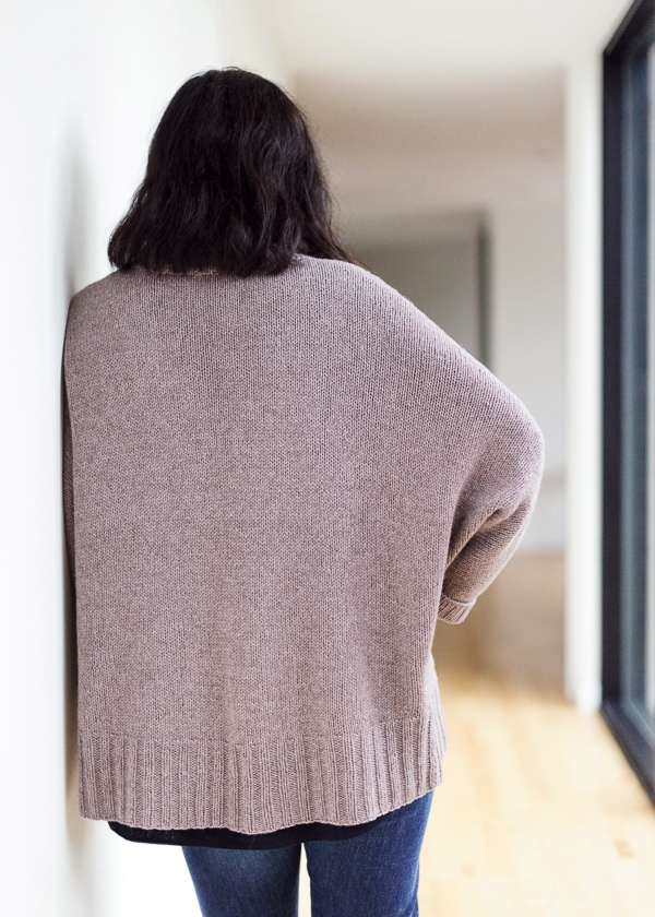Julie Hoover for Purl Soho: Olson | Purl Soho