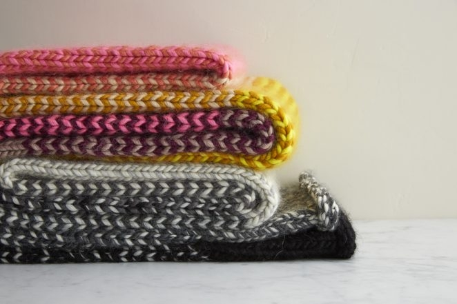 Stripey Tube Scarf | Purl Soho