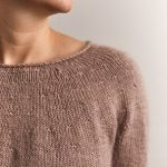 Top-Down Circular Yoke Pullover