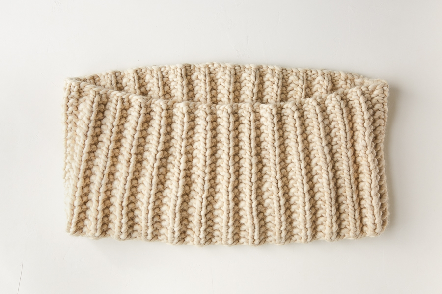 Mistake Rib Cowl in Gentle Giant | Purl Soho