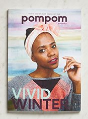 Pom Pom, Issue 23, Winter 2017