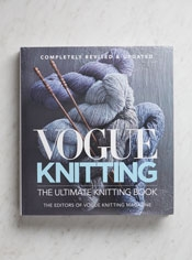 Vogue Knitting: The Ultimate Knitting Book - PRE-ORDER