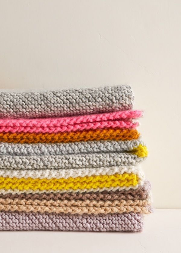 Four Points Baby Blanket in Super Soft Merino   Purl Soho