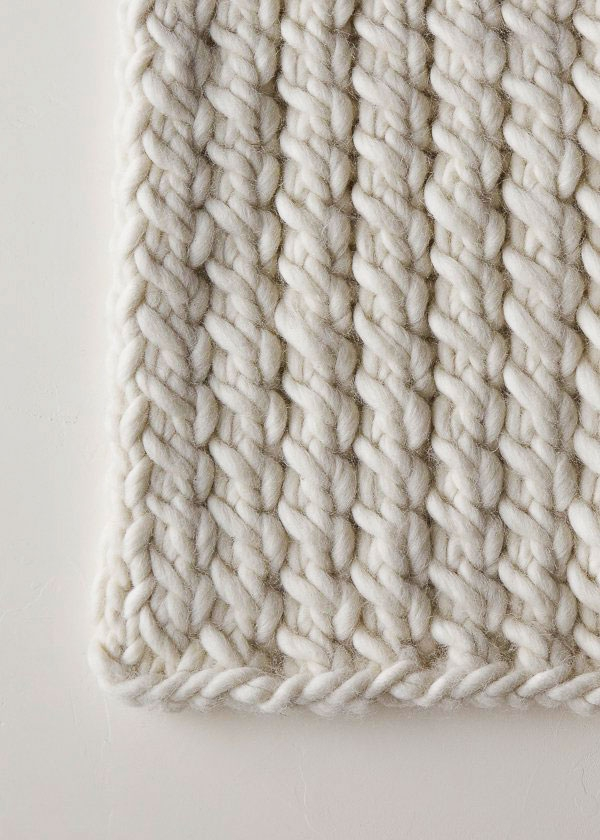 Snow Tracks Scarf | Purl Soho